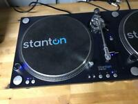 WANTED - MOBILE DJ EQUIPMENT STORAGE UNIT CLEARANCE FULL DJ SETUP TURNTABLES CDJ MIXERS