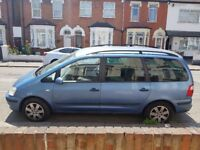 Ford Galaxy 7 seater manual family car- EXCELLENT condition