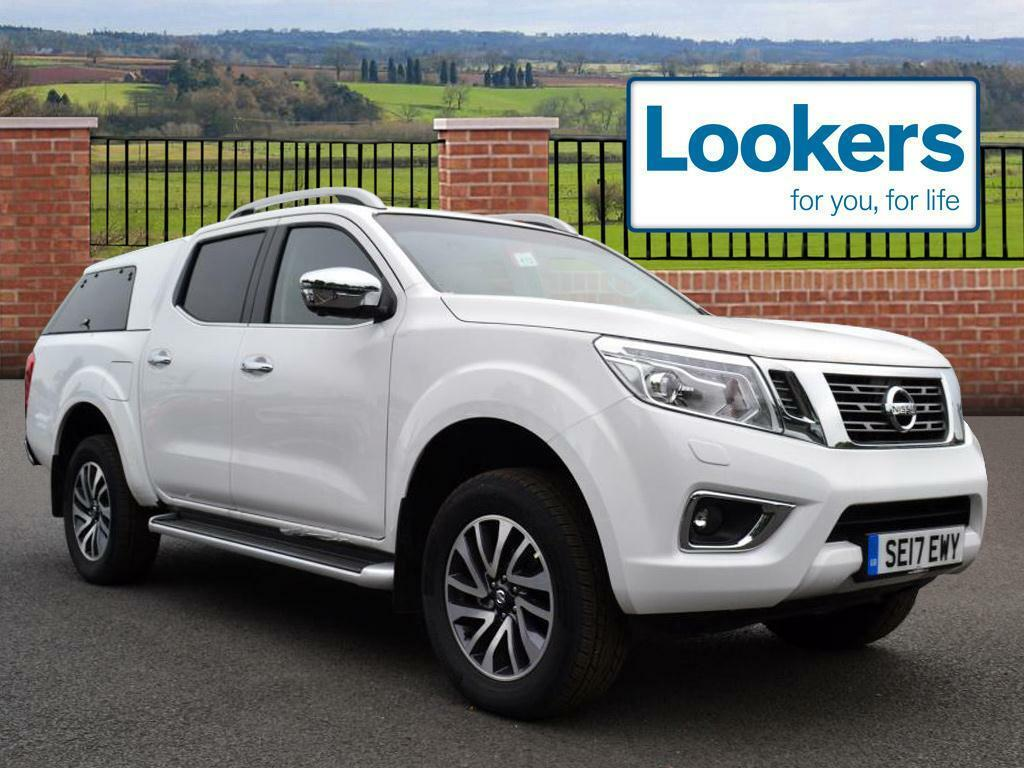 nissan navara dci tekna 4x4 shr dcb white 2017 05 31 in motherwell north lanarkshire gumtree. Black Bedroom Furniture Sets. Home Design Ideas