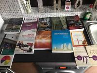 Bundle of criminology textbooks