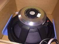 2x Brand new pd184 loudspeaker driver precision devices