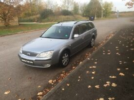 FORD MONDEO 2.0 TDCi SIV Zetec 5dr (silver) 2006