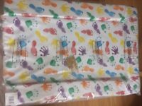 New Baby mat changing by carla