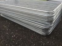 WANTED CASH WAITING heras fencing, scaffolding, railway sleepers, bricks, kingspan, drainage
