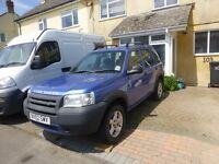 Freelander 1.8ES Spares or repair