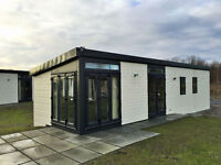 Luxury lodge availble on a brand new park with 5* facilities