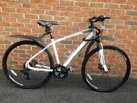 Carrera Crossfire 3 Men's Hybrid Bike 28''