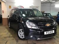 Chevrolet Orlando 1.8 16v LT 5dr AUTOMATIC 7 SEATER