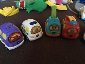 Toot toot cars
