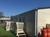 Holiday Home/Static Caravan Todber Holiday Park Gisburn ABI Elegance 2014