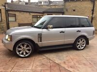 Rover Range vogue 3.0 Td6 HSE 5dr, GREAT CAR WELL MAINTAINED MAY PX