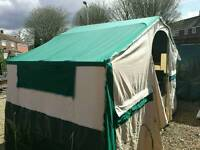 Sunncamp 350se trailer tent with awning 2006