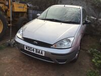 Ford Focus diesel 2004 Manual breaking for parts / spares