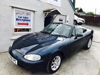 MAZDA MX5 STUNNING CAR IN AND OUT £1495 !!!