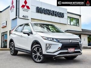 2019 Mitsubishi Eclipse Cross ES| LOW KMS| ACCIDENT FREE | LOTS