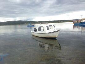 Orkney Boat