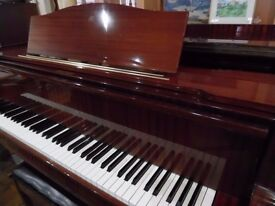 6ft grand piano by august forster