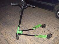 Y Fliker scooter - folding