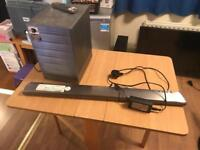 LG 4.1 wireless soundbar NB4540