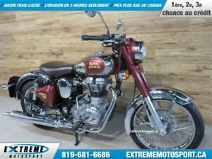 2016 Royal Enfield Classic Chrome DEMO  23.56$/semaine