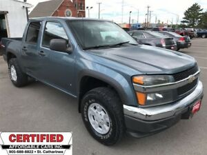 2007 Chevrolet Colorado LT Z85 **4X4, CRUISE **