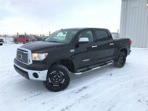 2013 Toyota Tundra Platinum-PST PAID-SUNROOF-HTD/