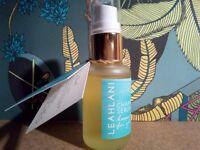 """Champagne serum"", Leahlani skincare, organic antioxydant serum"