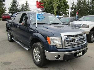 2013 Ford F-150 XLT 5.0L V8 | RUNNING BOARDS | KEYLESS ENTRY |