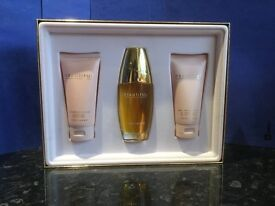Estee Lauder Beautiful Eau De Parfum Gift Set 75ml Lotion & Shower gel
