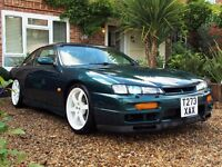 Nissan 200sx s14a touring, 64k Miles & Factory manual