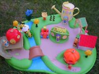 Fifi & the Flowertots Magical Garden Play set/ Toy (with sound)