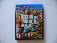 GTA 5 for PS4 (Grand Theft Auto 5)