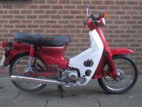 Honda Cub 90 90cc Original 1997 classic rare moped bike
