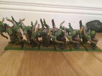Warhammer Fantasy Orc Archers