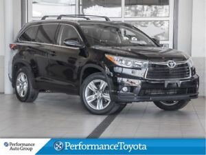 2014 Toyota Highlander LTD AWD