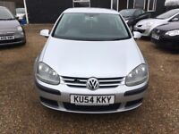 VOLKSWAGEN GOLF 1.6 FSI SE HATCH 5DR 2004(54) AUTOMATIC*IDEAL FIRST CAR*CHEAP INSUR.*GREAT CONDITION