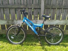 2 20 inch Junior Bikes