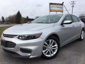 2017 Chevrolet Malibu 1LT Pwr Seat, BackupCam, Bluetooth and...