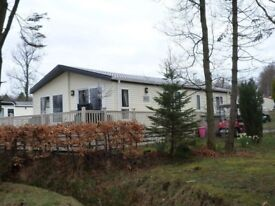 Stunning 2010 Willerby Boston Lodge for sale at 5 star Percy Wood Country Park in Northumberland