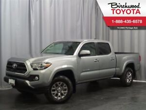 2016 Toyota Tacoma SR5 DOUBLE CAB 4X4  CLEARANCE PRICE