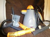 Beldray 1000w Steam Cleaner used once boxed as new