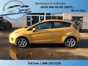 2011 Ford Fiesta SES! LEATHER! HEATED SEATS! CALL NOW!