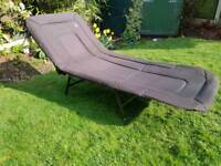Camping/fishing bed, chair or lounger