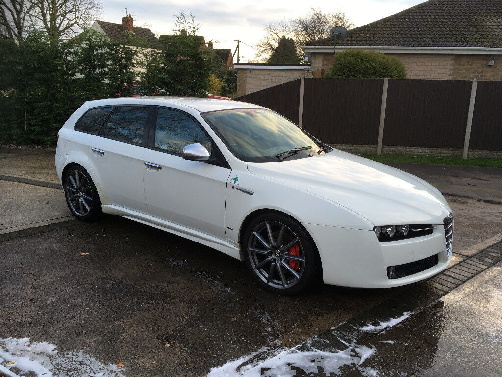2010 alfa romeo 159 ti sw estate 2 0 turbo diesel beautiful car in gainsborough. Black Bedroom Furniture Sets. Home Design Ideas