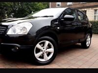 nissan qashqai 2.0 Diesel acenta as new condition no faults