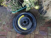 VW space saver wheel for sale