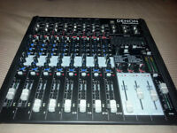 Denon DN-412X 12 Channel USB Mixer