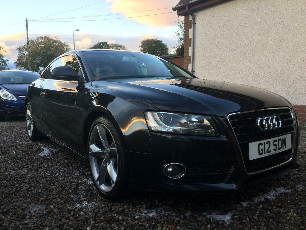 audi a5 quattro 3 0 tdi sport in forfar angus gumtree. Black Bedroom Furniture Sets. Home Design Ideas