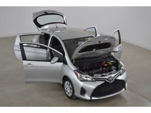 2015 Toyota Yaris LE HB 5 Portes Bluetooth*Gr.Electrique*Air* Au