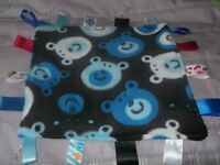 taggy blankets